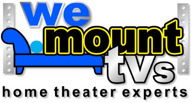 We Mount TVs logo