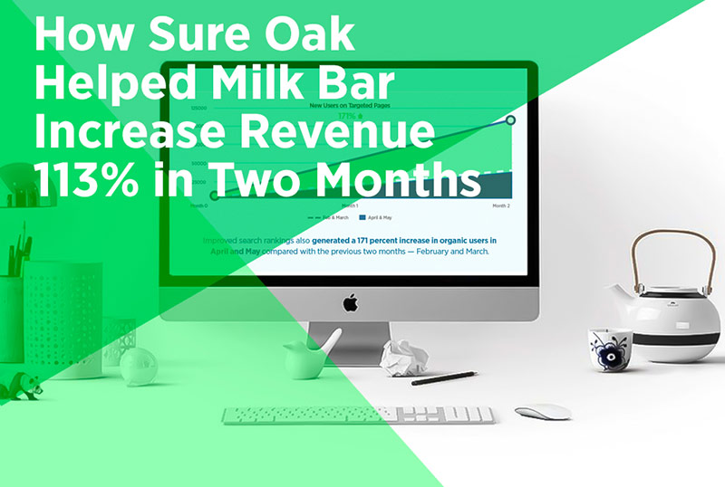 Milk Bar Case Study